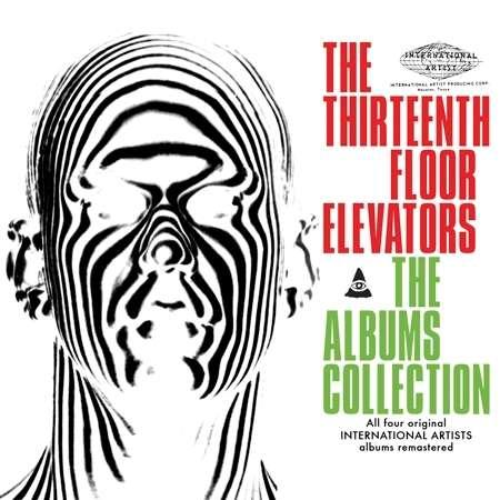The 13th Floor Elevators The Album Collection Box Set