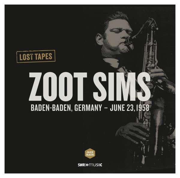 Zoot Sims Baden-Baden – June 23 1958
