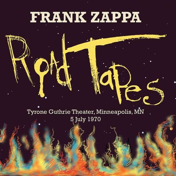 Frank Zappa Road Tapes Venue 3 Tyrone Guthrie Theater