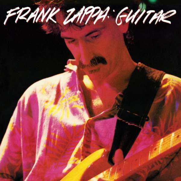 Frank Zappa Guitar 2 Cds Jpc