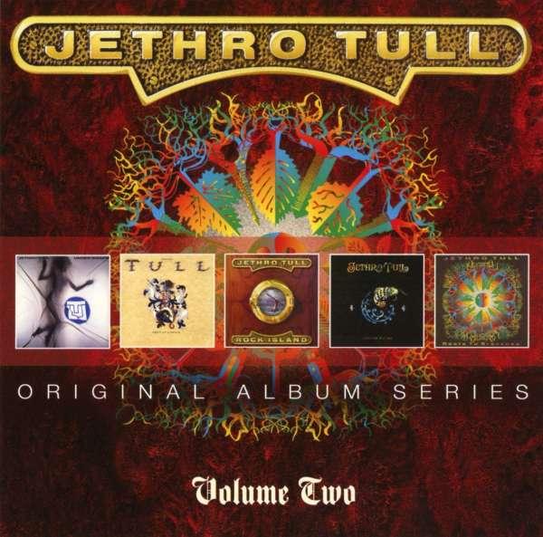 Jethro Tull Original Album Series Vol 2 5 Cds Jpc
