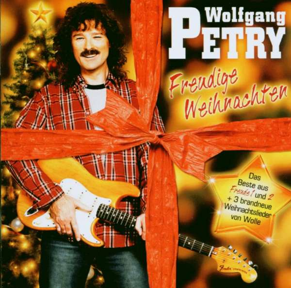 wolfgang petry freudige weihnachten cd jpc. Black Bedroom Furniture Sets. Home Design Ideas