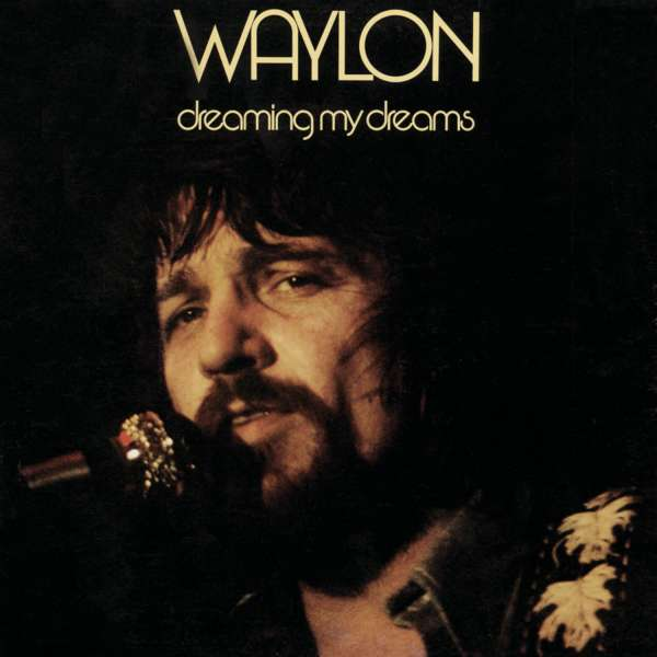 Waylon Jennings Dreaming My Dreams Cd Jpc
