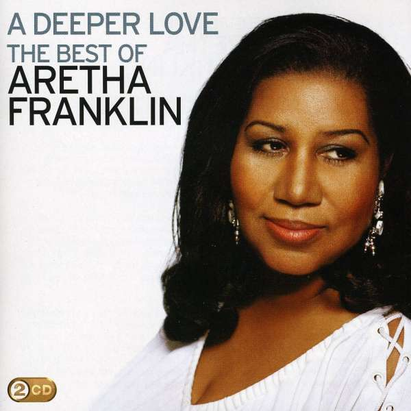 aretha franklin a deeper love the best of 2 cds jpc. Black Bedroom Furniture Sets. Home Design Ideas