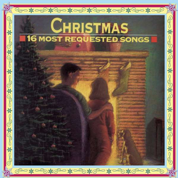 Weihnachtsplatten Christmas 16 Most Requested Songs Cd