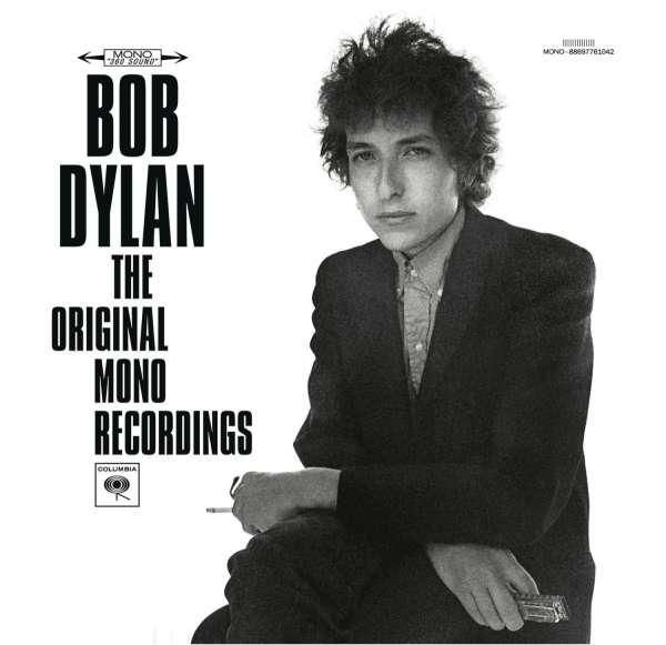 Bob Dylan The Original Mono Recordings Limited Edition