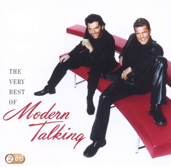 modern talking the very best of modern talking 2 cds jpc