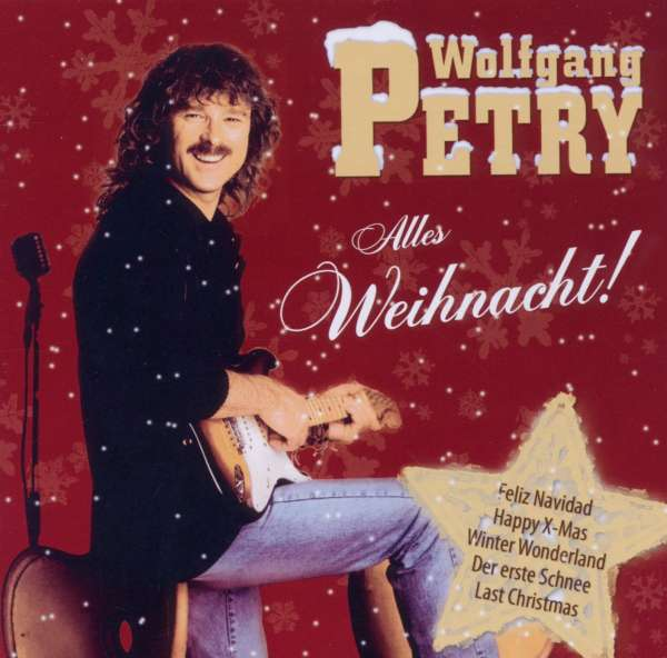 wolfgang petry alles weihnacht cd jpc. Black Bedroom Furniture Sets. Home Design Ideas