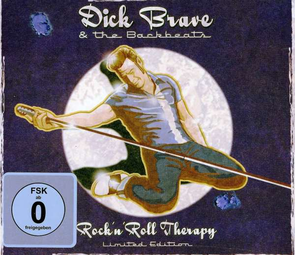 Dick brave the backbeats complicated