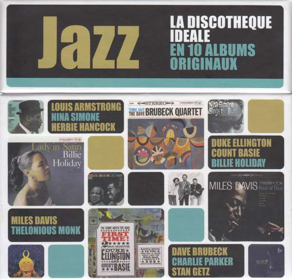 Bevorzugt Perfect Jazz Collection: 10 Original Albums (10 CDs) – jpc AA54