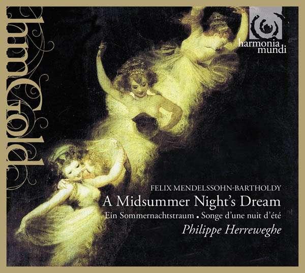 Mendelssohn Sommernachtstraum