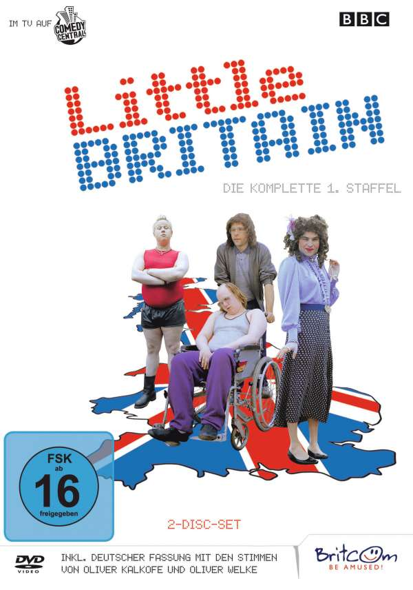 little britain staffel 1