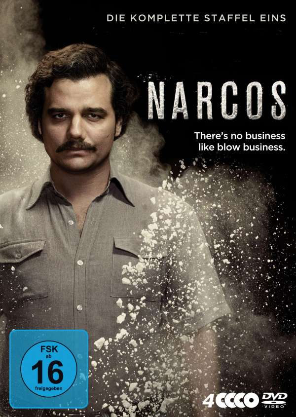 narcos staffel 1 4 dvds jpc. Black Bedroom Furniture Sets. Home Design Ideas