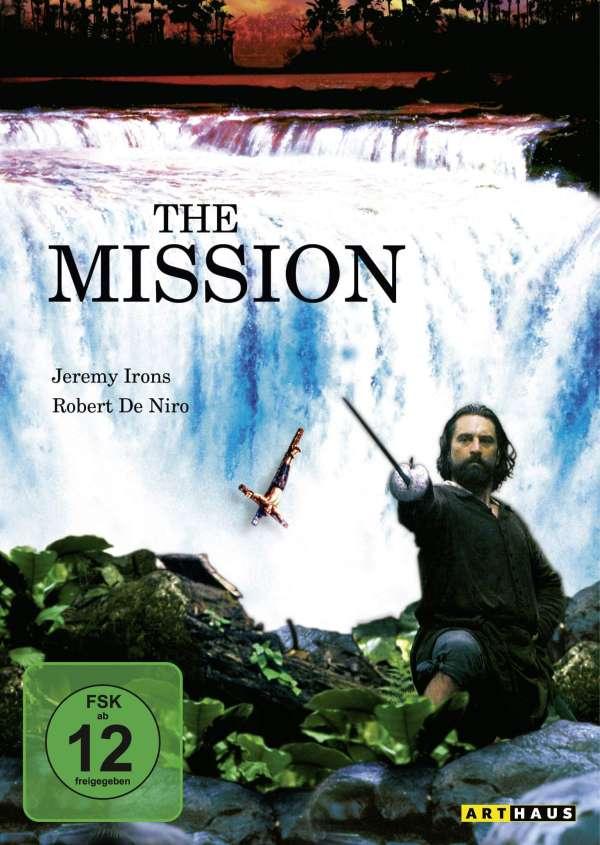 The Mission 1986 Dvd Jpc