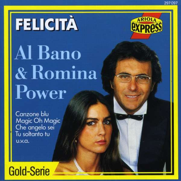 Kinder Al Baño Und Romina Power:Al Bano & Romina Power: Felicita (CD) – jpc