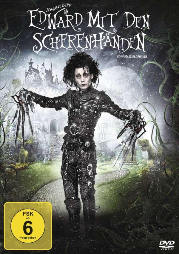 Edward mit den Scherenhänden (DVD) – jpc  Edward mit den ...