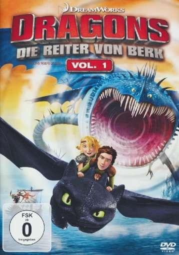 dragons die reiter von berk vol 1 dvd jpc. Black Bedroom Furniture Sets. Home Design Ideas