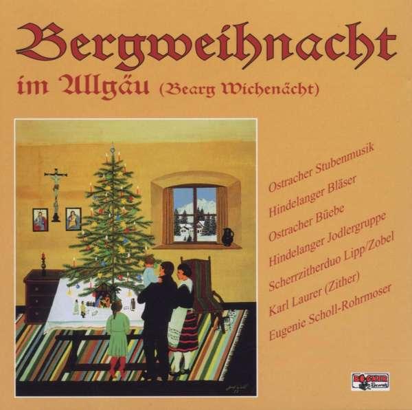 Various - Bergweihnacht