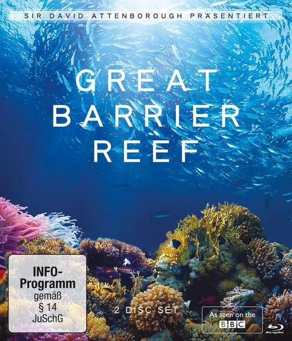 David Attenborough: Great Barrier Reef (Blu-ray)