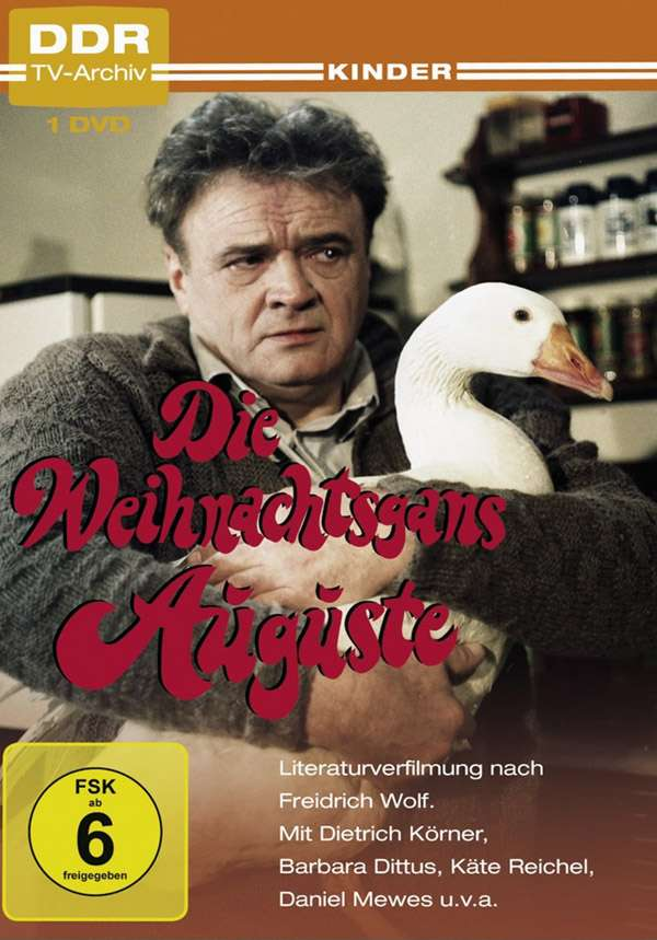 die weihnachtsgans auguste 1985 movie. Black Bedroom Furniture Sets. Home Design Ideas