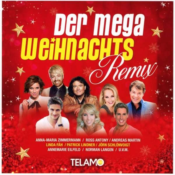 der mega weihnachts remix cd jpc. Black Bedroom Furniture Sets. Home Design Ideas