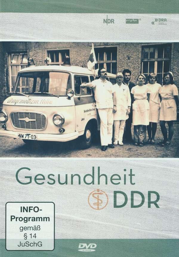 Gesundheit DDR - Das Gesundheitswesen der DDR (DVD) – jpc