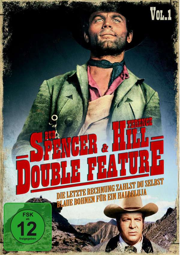 bud spencer terence hill double feature vol 1 dvd jpc. Black Bedroom Furniture Sets. Home Design Ideas