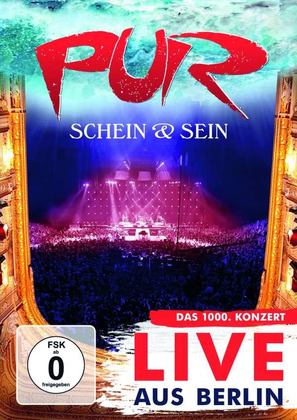 pur schein sein live aus berlin das 1000 konzert 2 dvds jpc