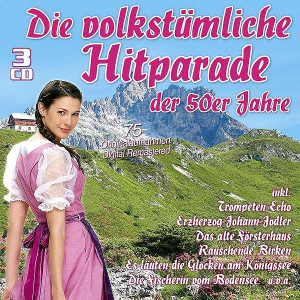 Foyer Des Arts Hitparade : Die volkstümliche hitparade der er jahre cds jpc