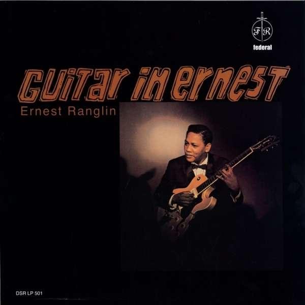 Ernest Ranglin Guitar In Ernest
