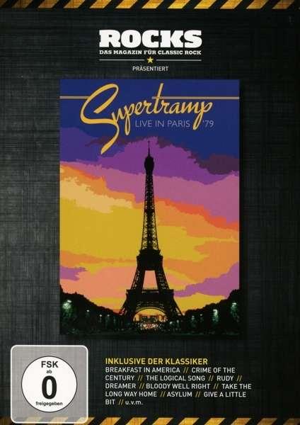 Paris Dvd Supertramp Supertramp Live in Paris 1979