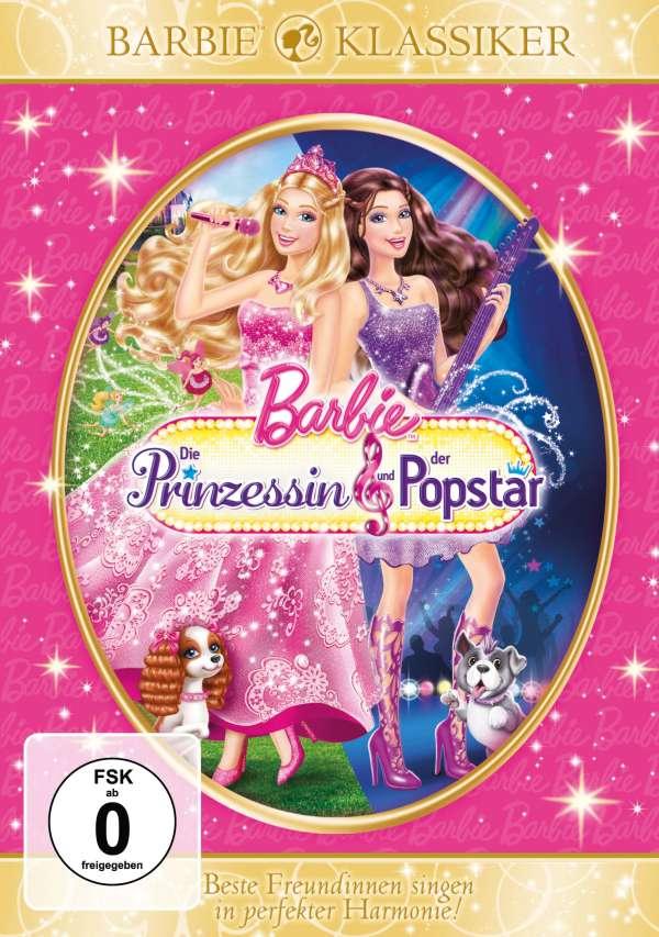 Barbie Die Prinzessin und der Popstar DVD  jpc