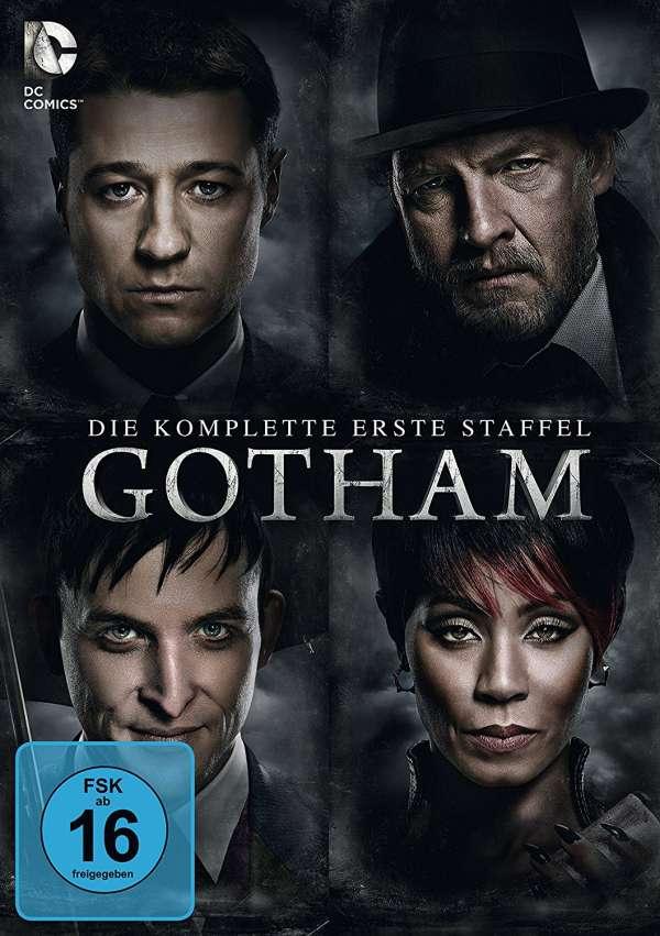 2. Staffel Gotham