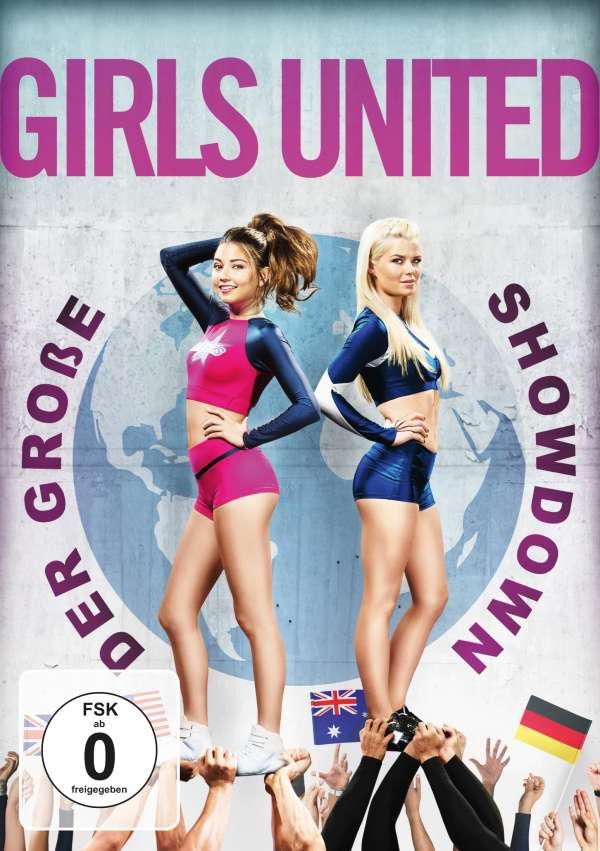 girls united der groГџe showdown