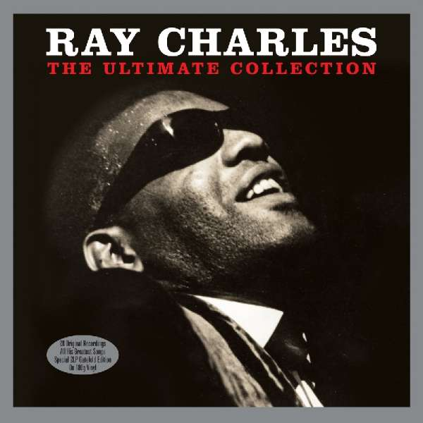 Ray Charles The Ultimate Collection 180g 2 Lps Jpc