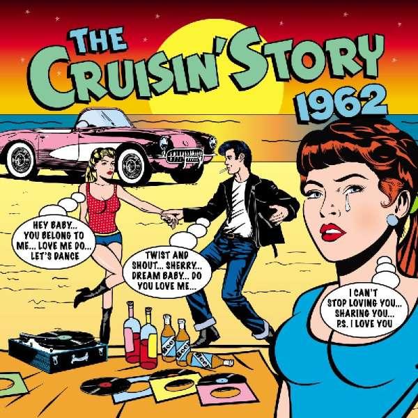 The Cruisin Story 1962 2 Cds Jpc