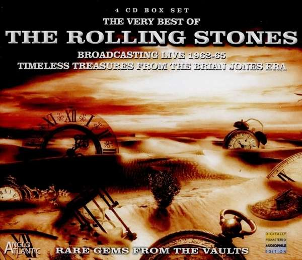 Very Best Of The Rolling Stone: Amazon.co.uk: Music
