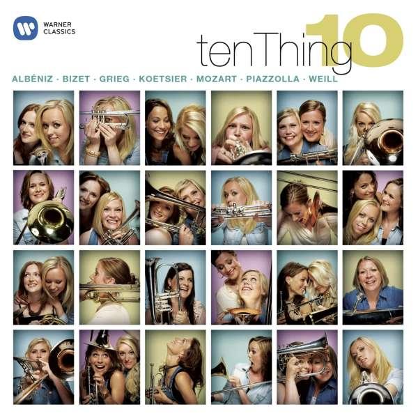 Tine Thing Helseth & ten Thing - 10 (CD) – jpc