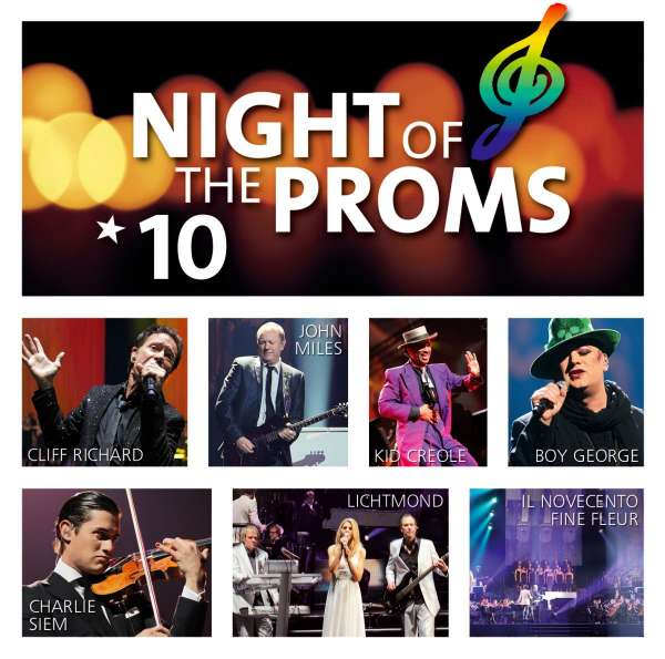 Night of the proms 2010 pop meets classic cd jpc for Ibiza proms cd