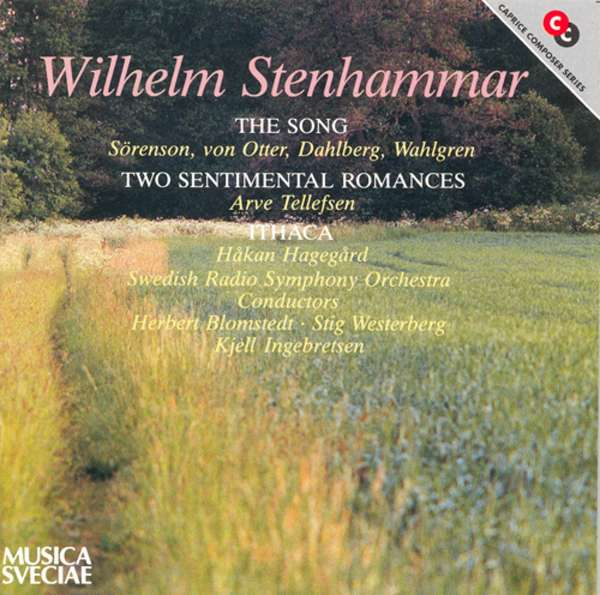 Stig Westerberg - Sveriges Radios Symfoniorkester Swedish Radio Symphony Orchestra Eklund - Pettersson