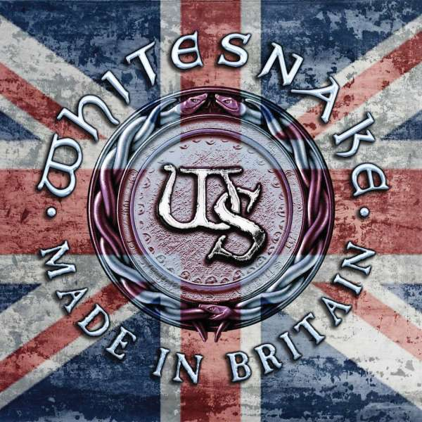 Whitesnake Made In Britain The World Records 2 Cds Jpc