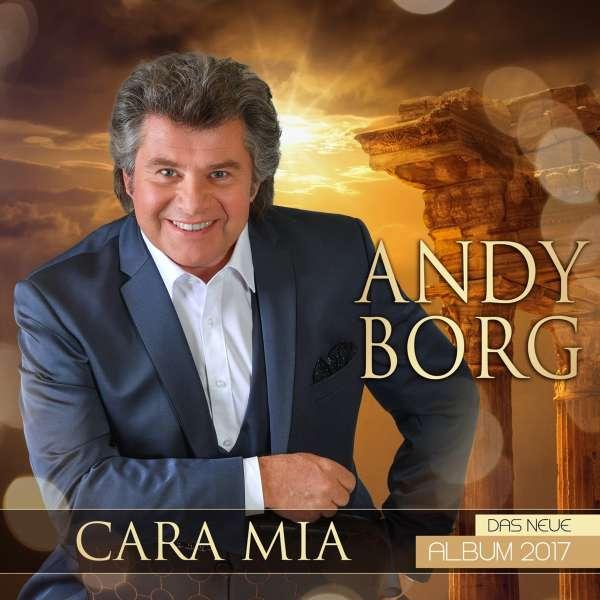Andy Borg Cara Mia Cd Jpc