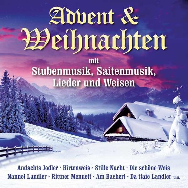 advent weihnachten stubenmusik lieder cd jpc. Black Bedroom Furniture Sets. Home Design Ideas