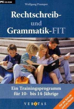 wolfgang pramper rechtschreib und grammatik fit ein