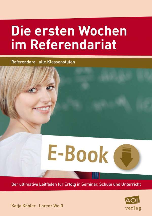 bücher referendariat lehrer