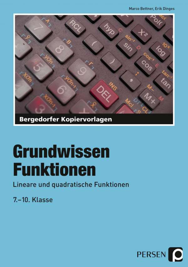 Marco Dinges: Grundwissen Funktionen (Diverse) – jpc
