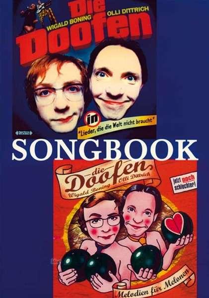 Wigald Boning: Die Doofen Songbook (Noten) – jpc