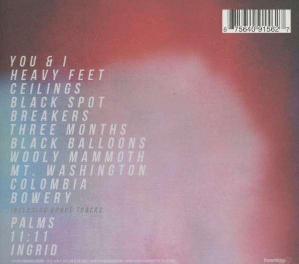 Local Natives Hummingbird Us Deluxe Album Cd Jpc