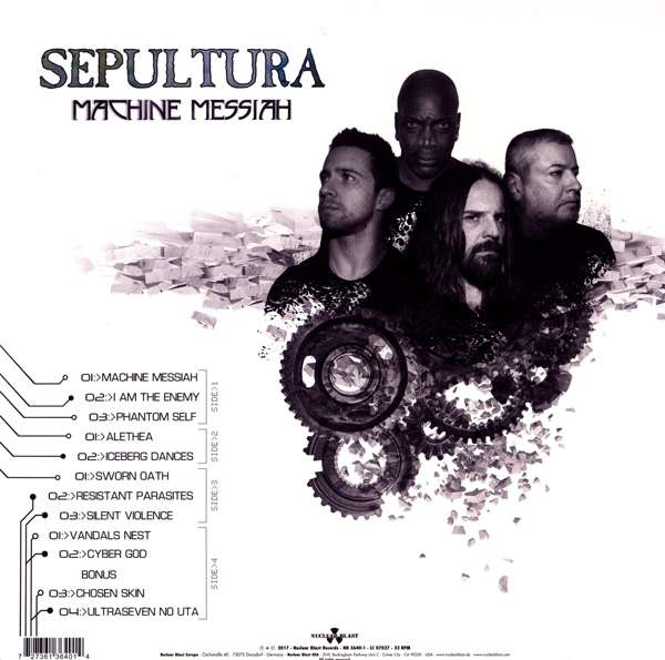 machine messiah sepultura