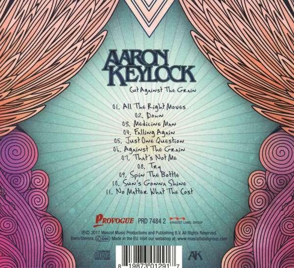 With The Grain Haircut: Aaron Keylock: Cut Against The Grain (CD)